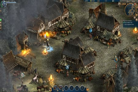Might & Magic Heroes Online Grafik