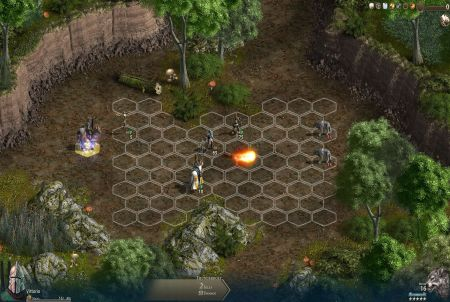 Might & Magic Heroes Online Kampf