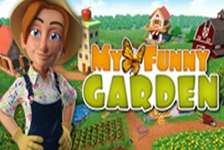 My Funny Garden Spiel