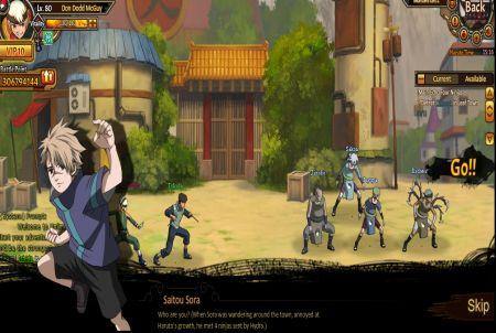 I am Ninja Quest