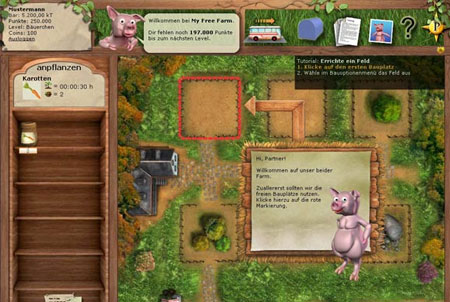 My Free Farm Browsergame