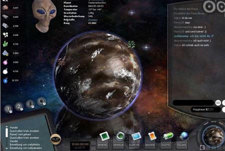 Empire Universe 2 Planet