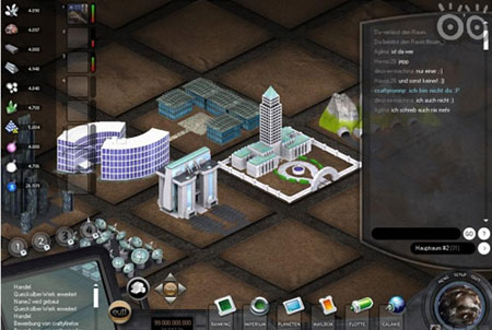 Empire Universe 2 Siedlung