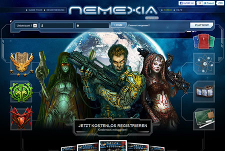 Nemexia Cover