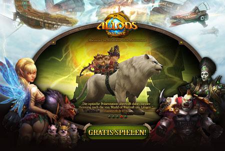 Allods Online Cover