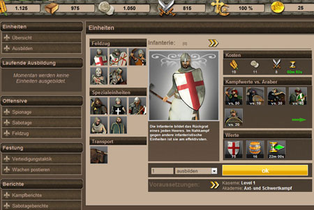 Castle Fight Charakter
