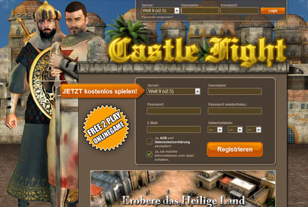 Castle Fight Cover