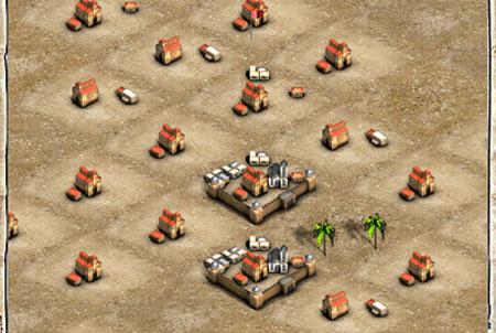 Castle Fight Dörfer