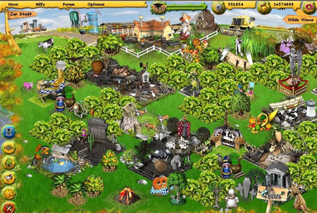 Farmerama Bauernhofgame