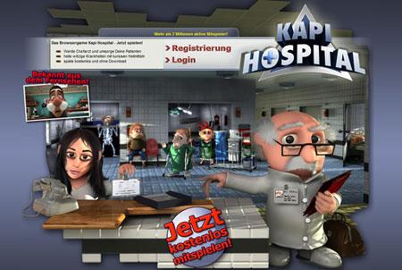 Kapi Hospital Arztspiel