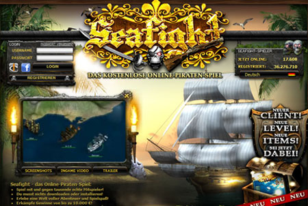 Seafight Piratenspiel