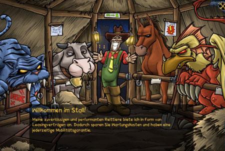 Shakes & Fidget Fantasyspiel
