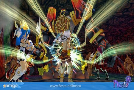 Fiesta Online MMORPG