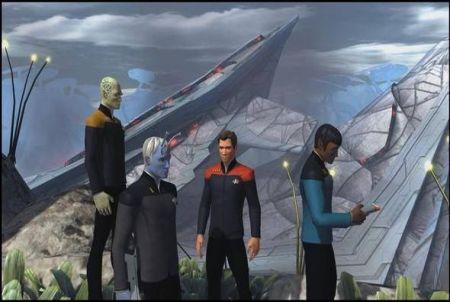 Star Trek Online Charakter