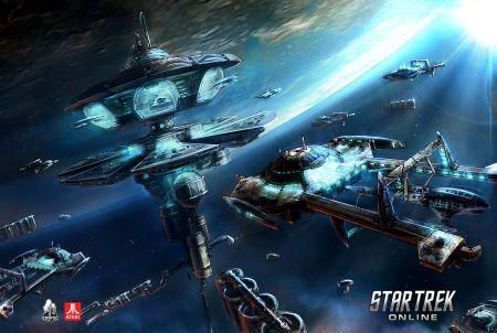Star Trek Online Grafik