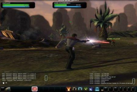 Star Trek Online Kämpfe