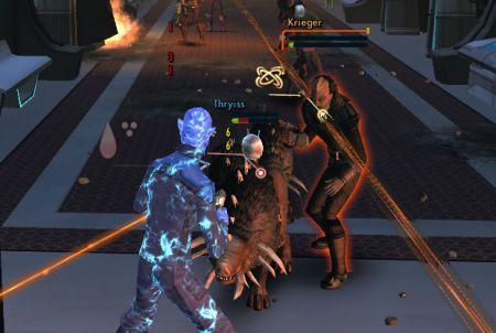 Star Trek Online Kampfsystem