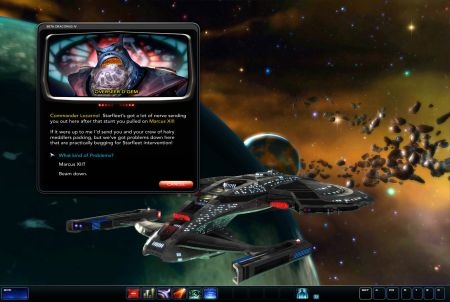 Star Trek Online Quest