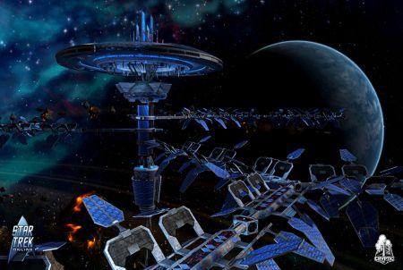 Star Trek Online Weltraum