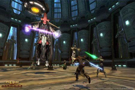 Star Wars The Old Republic Bossgegner