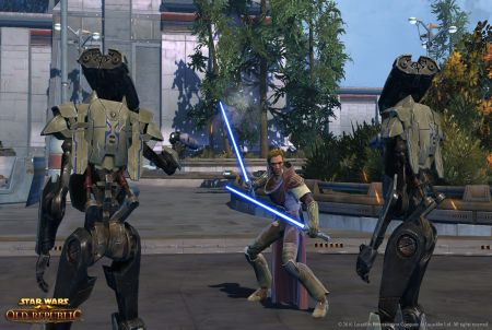 Star Wars The Old Republic Jedi