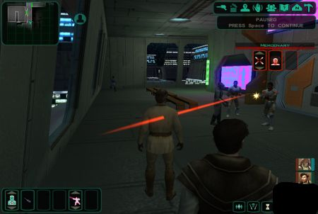 Star Wars The Old Republic Kampf