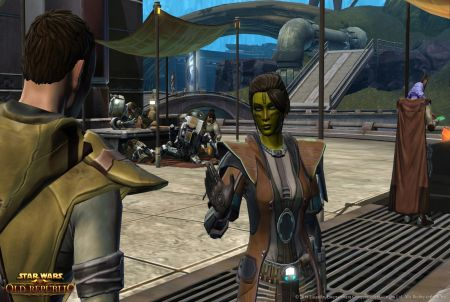 Star Wars The Old Republic Quest