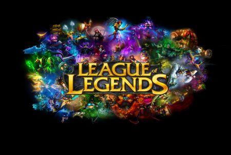 league of legends spiele