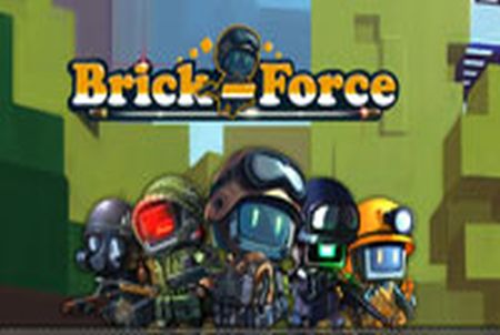 Brick Force Cover