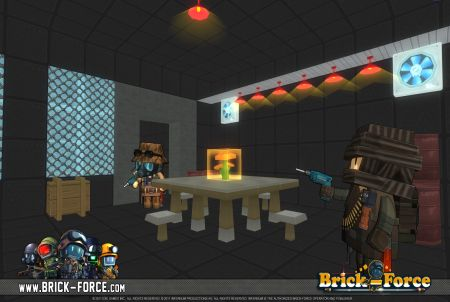 Brick Force Kampf