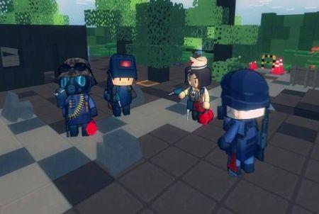 Brick Force Online Spiel