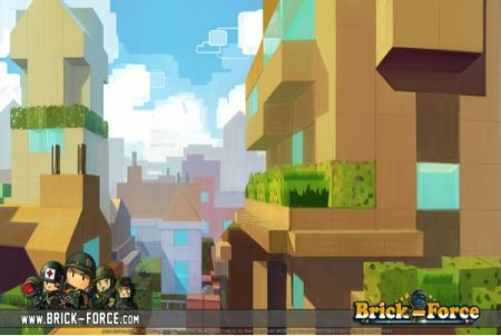 Brick Force Open World