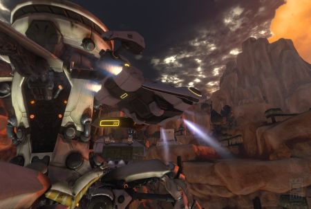 FireFall Ingame