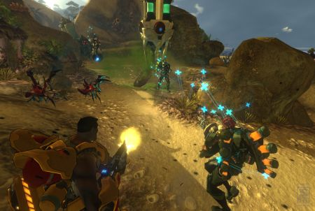 FireFall MMO