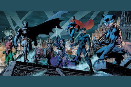 DC Universe Online Hintergrund