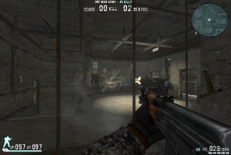 Combat Arms Deathmatch