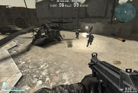 Combat Arms Online Shooter