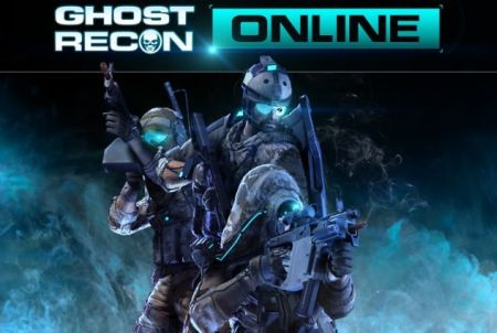 Ghost Recon Online Cover