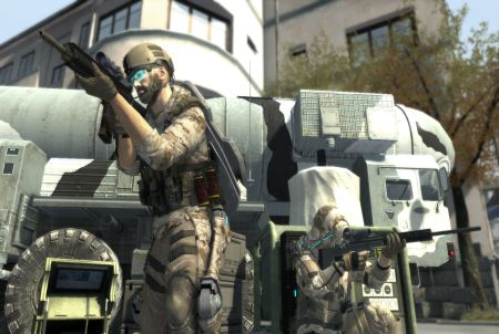 Ghost Recon Online Online Shooter
