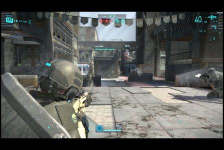 Ghost Recon Online Schusswechsel