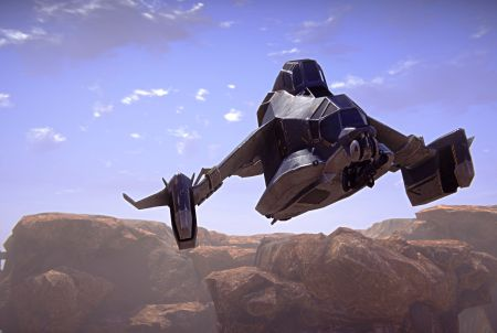 Planetside 2 Flugschiff