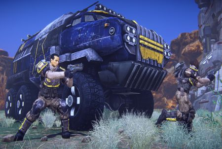 Planetside 2 Gameplay