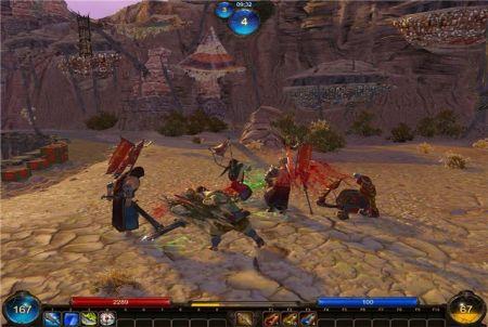 Panzar Online Kampfspiel