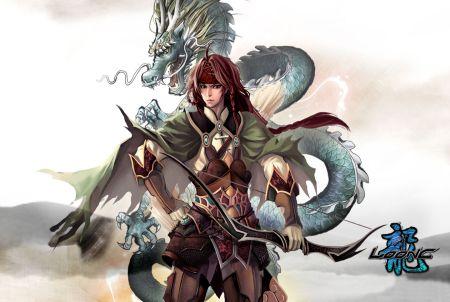Loong Hintergrundbild