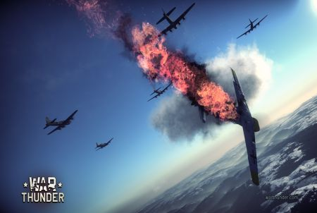 War Thunder Actionspiel