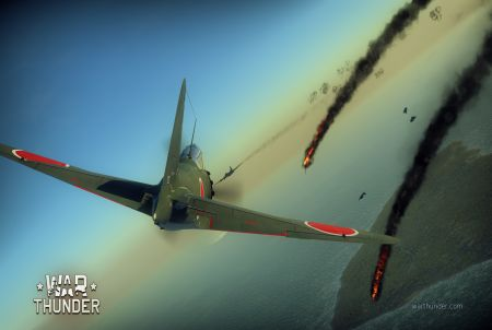 War Thunder Flug