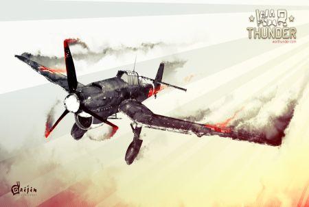 War Thunder Flugzeug