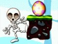 Skeleton Luncher