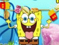 Spongebob Food Skewer
