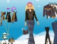 Barbie Winter Dressup
